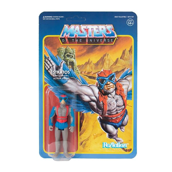 Super7 Masters of the Universe Power-Con Exclusive ReAction Figures 6