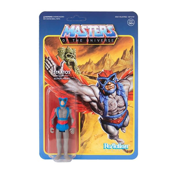 Super7 Masters of the Universe Power-Con Exclusive ReAction Figures 7