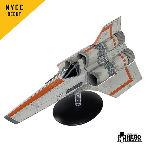 Eaglemoss Battlestar Galactica Viper MK1 Classic