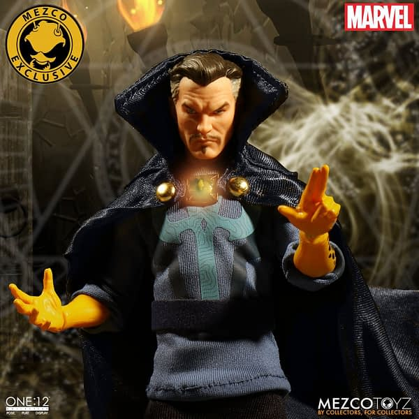 One12 Collective 1st Apperance Doctor Strange NYCC Exclusive 1