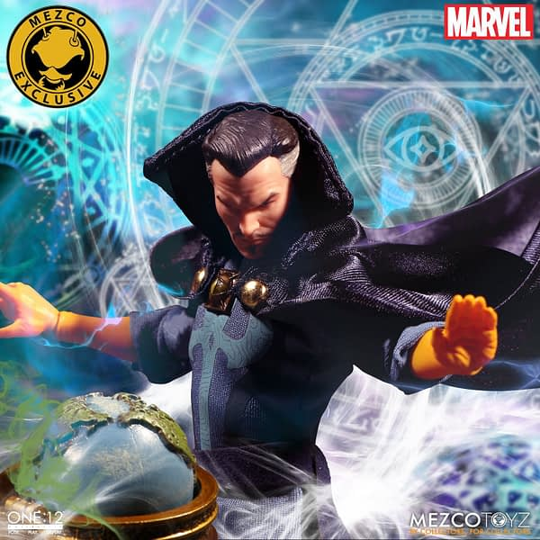 One12 Collective 1st Apperance Doctor Strange NYCC Exclusive 2