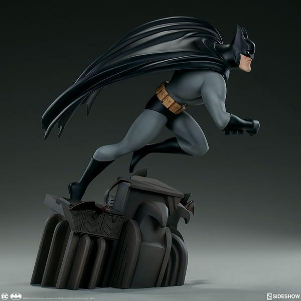 Sideshow Collectibles Batman The Animated Series Batman Statue 4