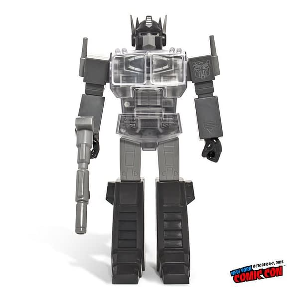Super7 Cyborg Dead Optimus Prime NYCC Exclusive 2