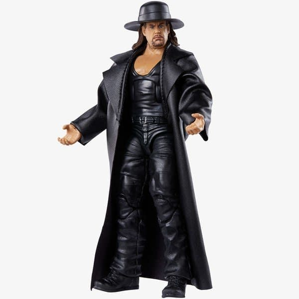 Mattel WWE Wrestlemania 35 Elite Figure Undertaker 2