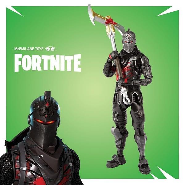 McFarlane Toys Fortnite Figures Black Knight