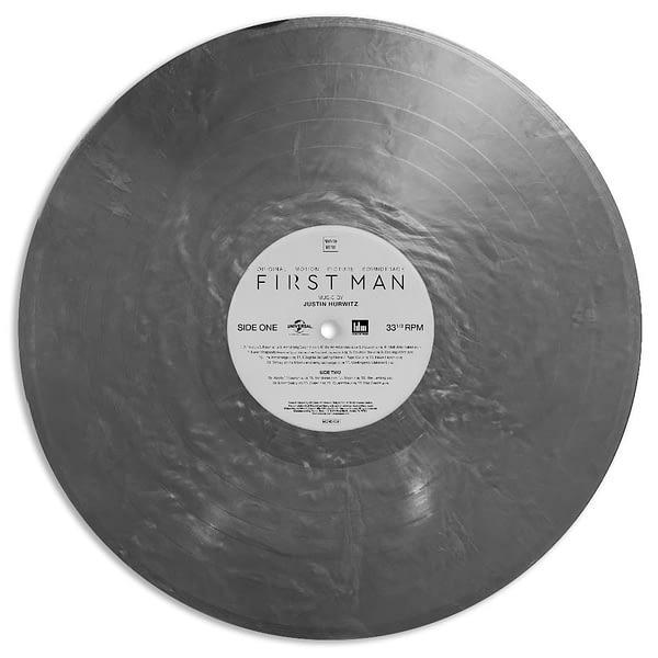 Mondo Vinyl First Man Soundtrack 3