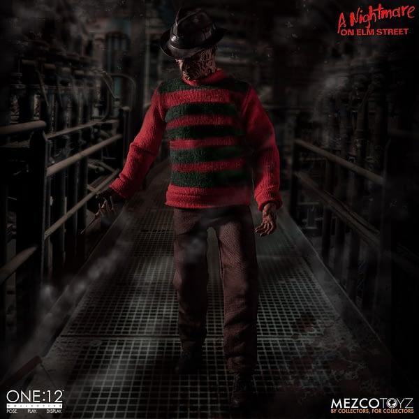 Nightmare on Elm Street Freddy One 12 Collective Figure 1