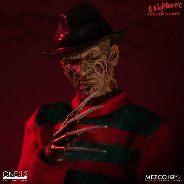 Nightmare on Elm Street Freddy One 12 Collective Figure 8