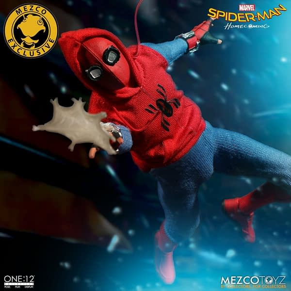 One-12 Collective Spider-Man Homcoming Homemade Suit 10