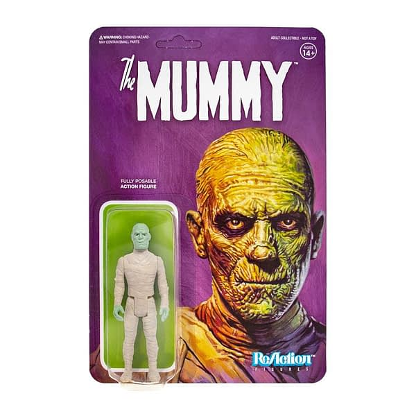 Super7 Universal Monsters Wave 1 Mummy 1