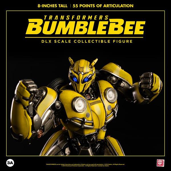 Bumblebee 3A Hasbro Statue 15
