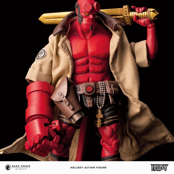 Dark Horse Direct Hellboy Figure 1