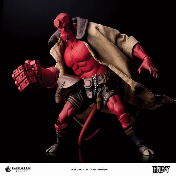 Dark Horse Direct Hellboy Figure 2