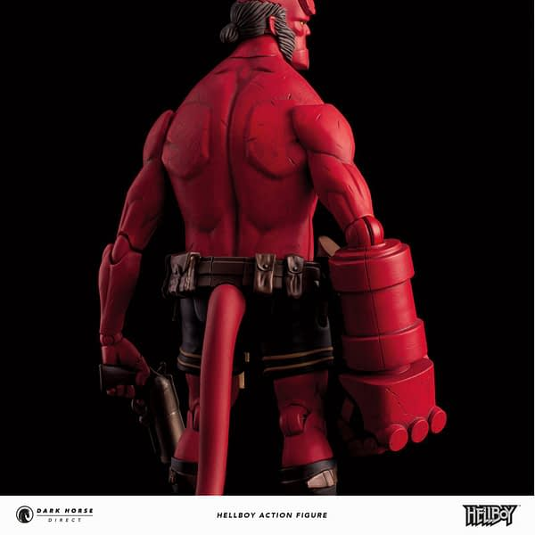 Dark Horse Direct Hellboy Figure 4