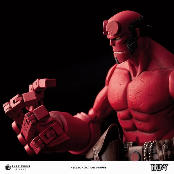 Dark Horse Direct Hellboy Figure 6