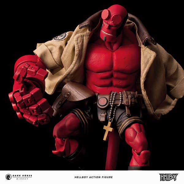 Dark Horse Direct Hellboy Figure 7