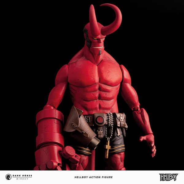 Dark Horse Direct Hellboy Figure 8