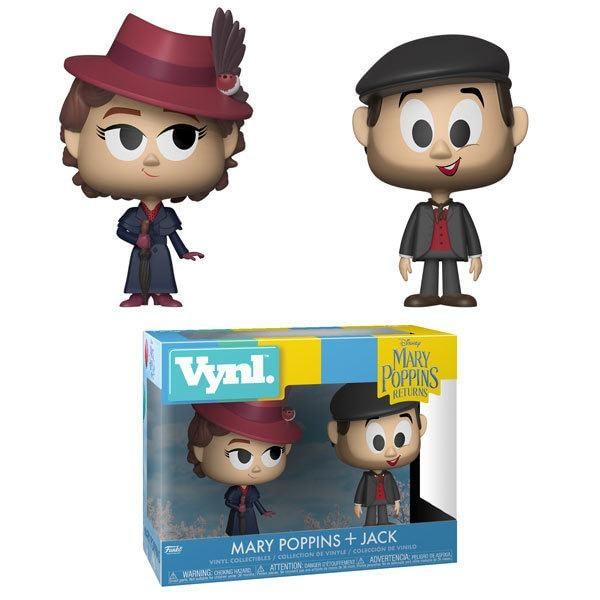 Funko Mary Poppins Vynl