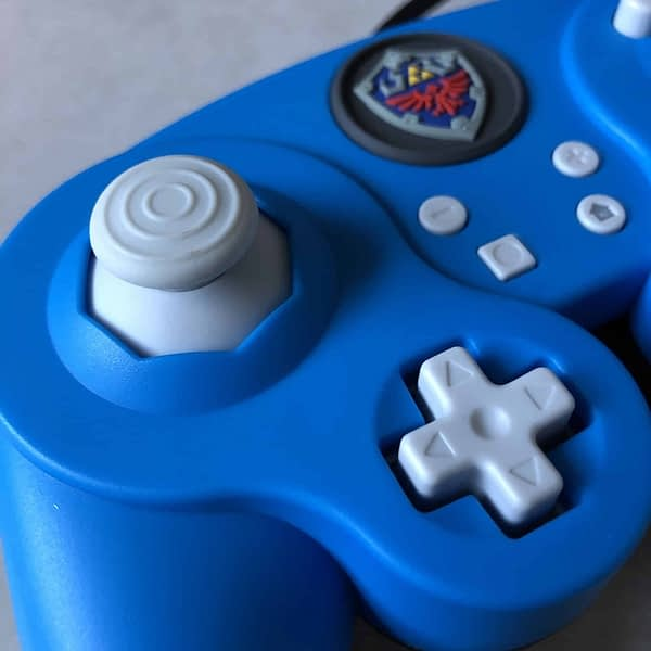 Review: PDP's Smash Bros  Wired Fight Pad Pro