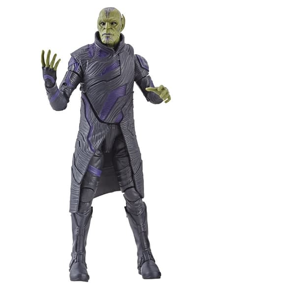 Marvel Captain Marvel 6-inch Legends Talos Figure