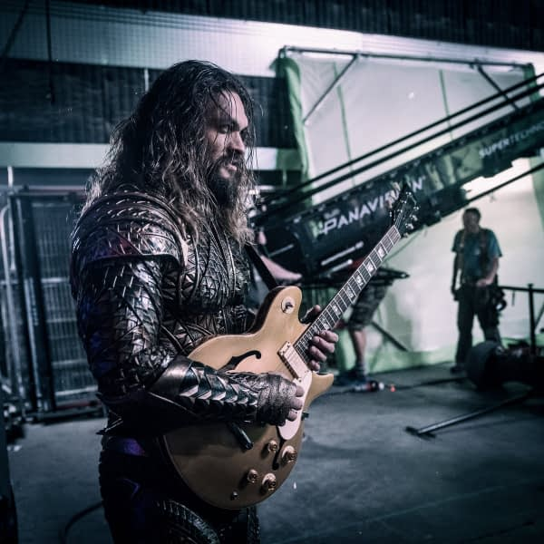 Jason Momoa Used Tool, Metallica Songs as 'Aquaman' Inspiration