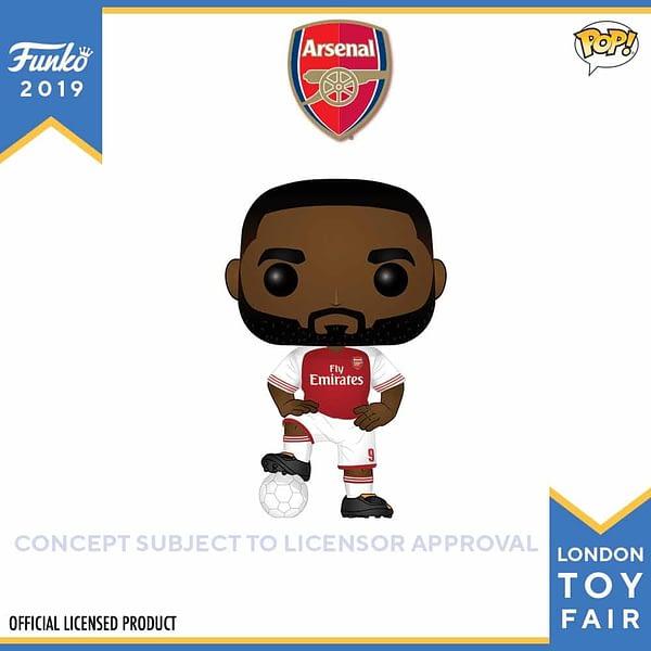 Funko London Toy Fair Football 3
