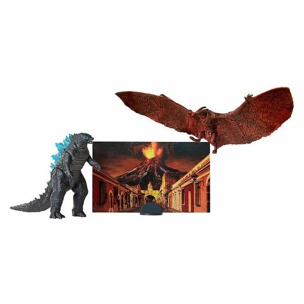 Godzilla King of the Monsters Jakks 12