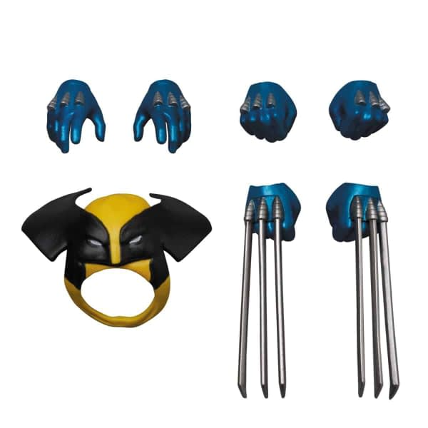 MAFEX Wolverine 10