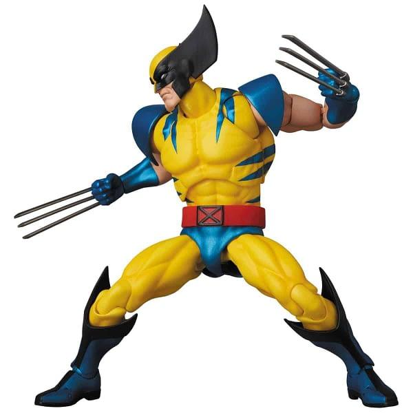 MAFEX Wolverine 3
