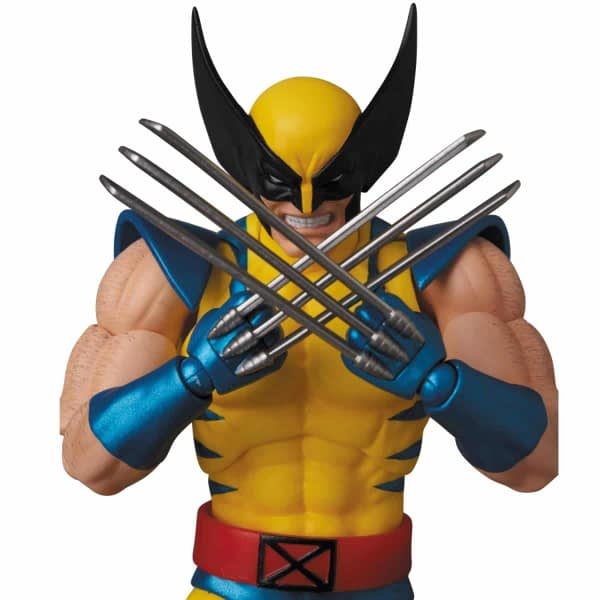 MAFEX Wolverine 8