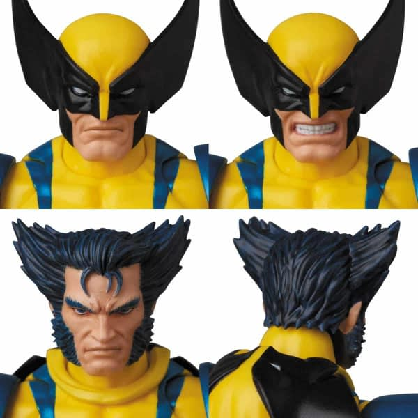 MAFEX Wolverine 9