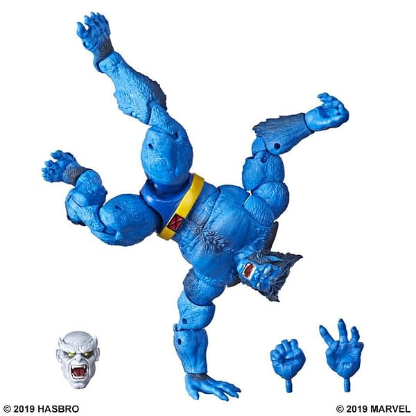 Marvel Legends Beast 2
