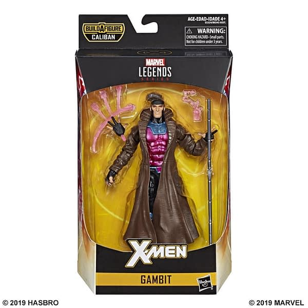 Marvel Legends Gambit 1