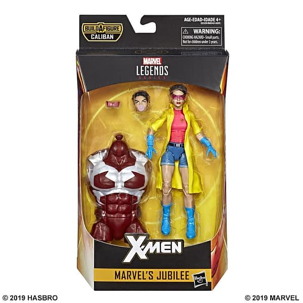 Marvel Legends Jubilee 1