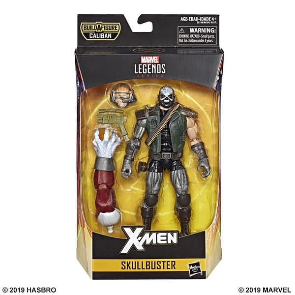 Marvel Legends Skullbuster 1