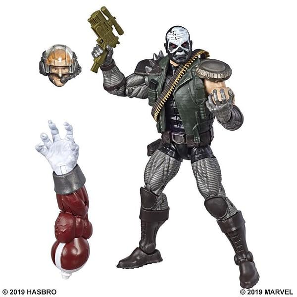 Marvel Legends Skullbuster 2