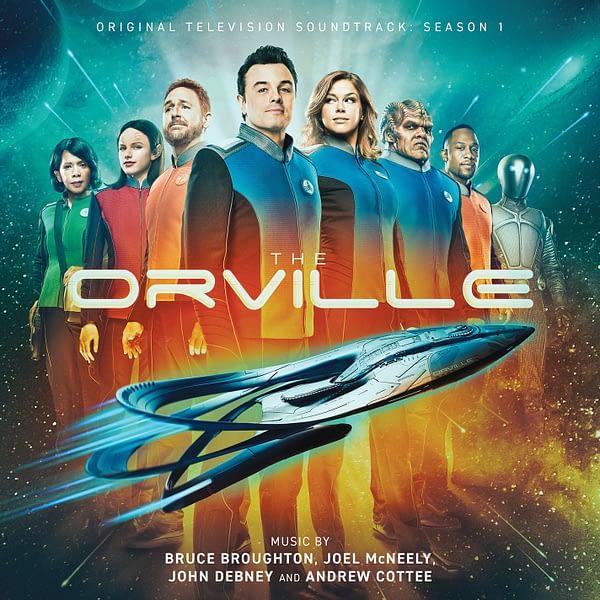 The Orville Season 1 Soundtrack