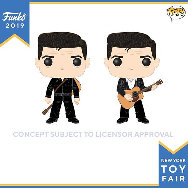 Funko New York Toy Fair Johnny Cash