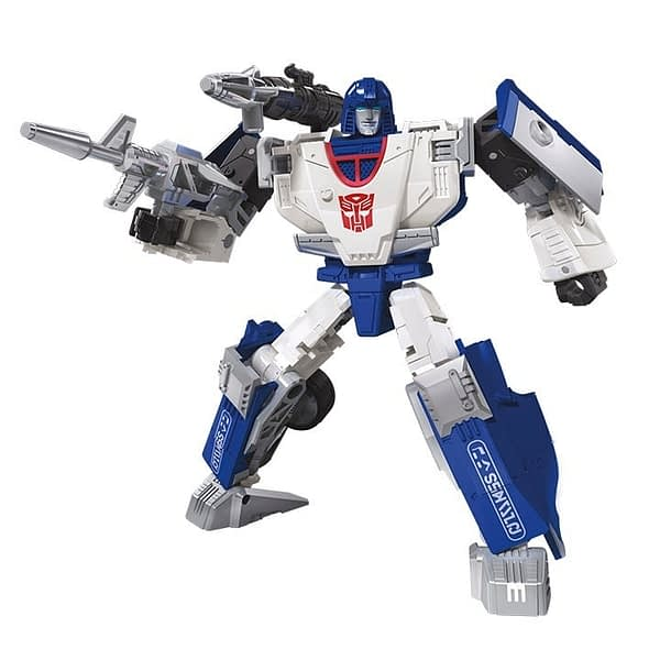 Hasbro Transformers Siege Mirage 1