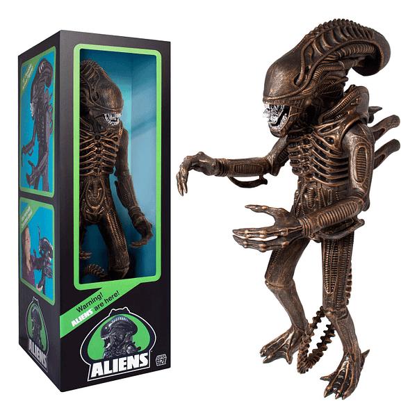 Super7 Supersize Bronze Alien