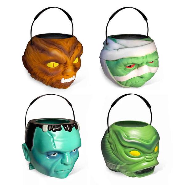Super7 Universal Monsters Super Buckets