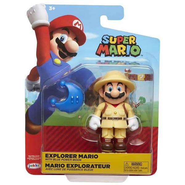 World of Nintendo Wave 15 Explorer Mario 2