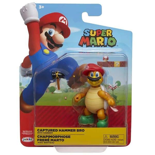 World of Nintendo Wave 15 Hammer Bro 2