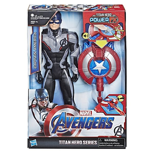 Marvel AVENGERS ENDGAME MCU CAPTAIN MARVEL 6in Action Figure IN STOCK NEW