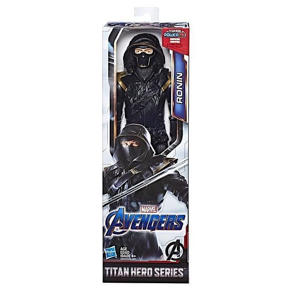 Hasbro Reveals Full Line of Avengers: Endgame Toys and Figures