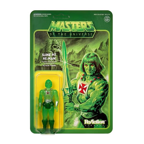 New ReAction Masters of the Universe ReAction Variant Figures Coming Next Week From Super7