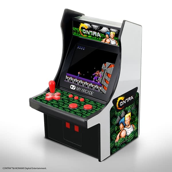 My Arcade Officially Partners With Konami For