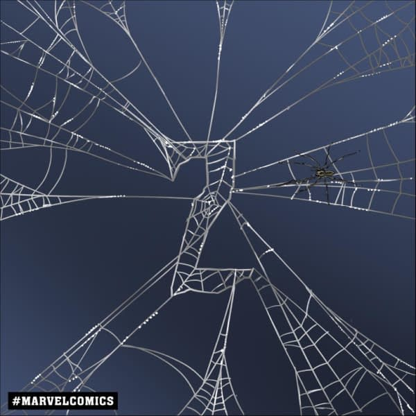 Now Marvel Teases Spider-Man Z