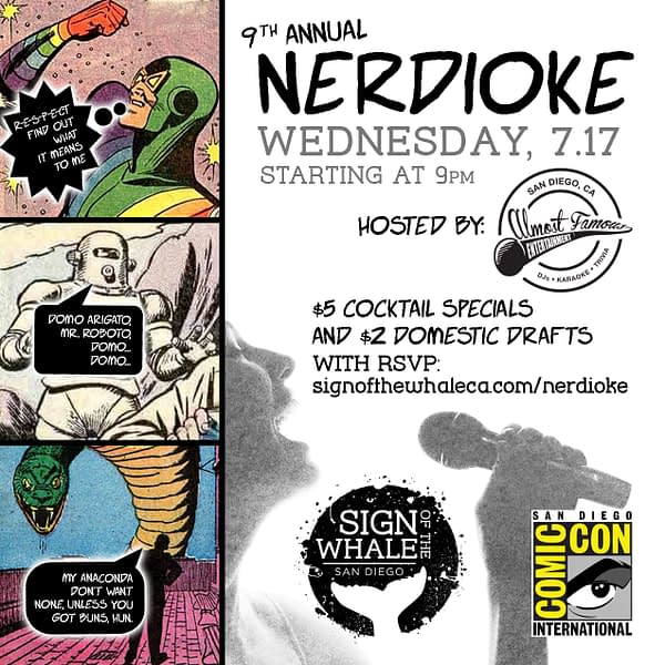 Bleeding Cool's Mammoth San Diego Comic-Con 2019 Party List (UPDATE)