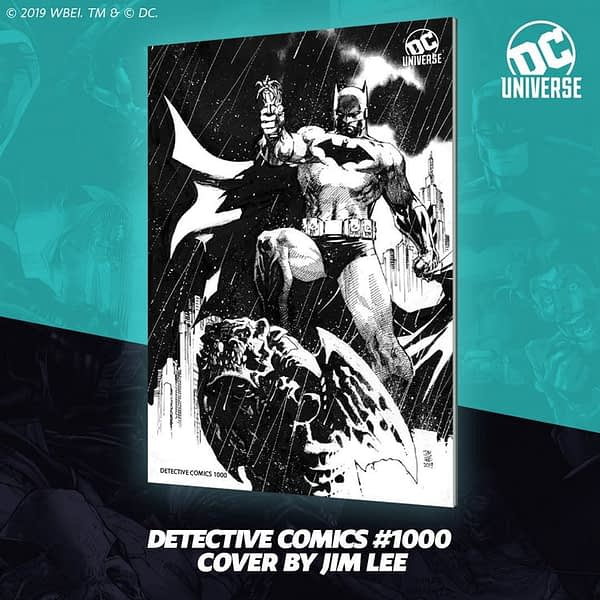 DC Universe - Membership Has Its Privileges at San Diego Comic Con 2019